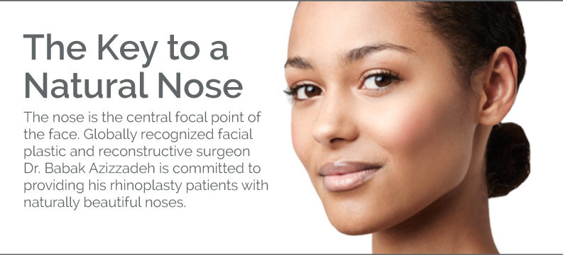 The Key to a Natural Nose