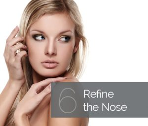 Refine the nose