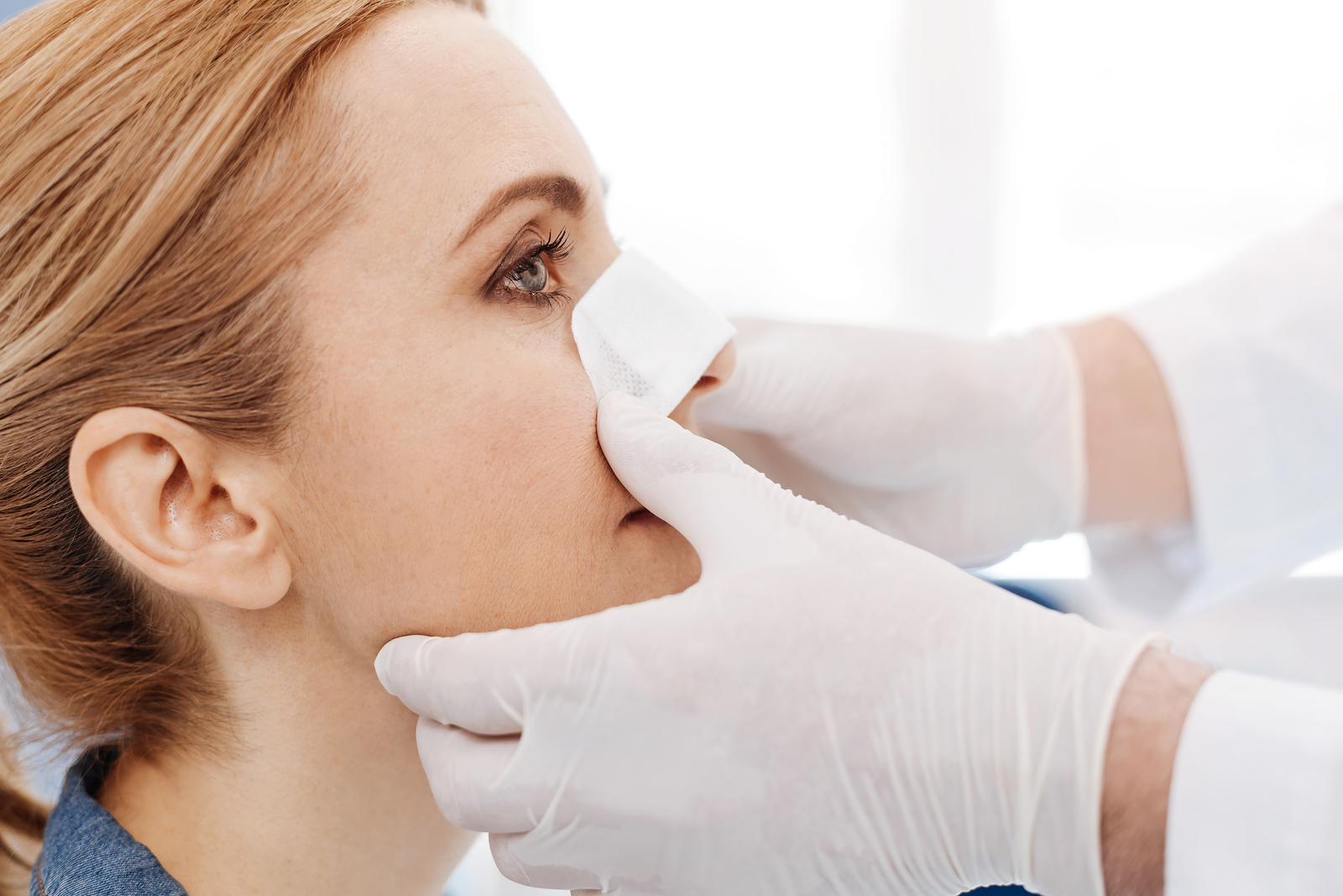 Rhinoplasty vs. Septoplasty: What's the Difference?