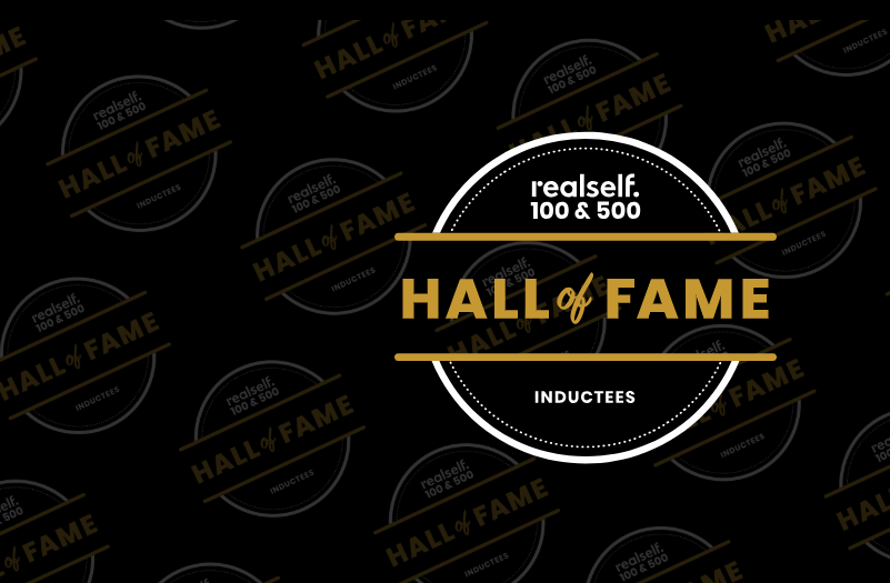 Dr. Babak Azizzadeh Inducted into the RealSelf 100 & 500 Hall of Fame
