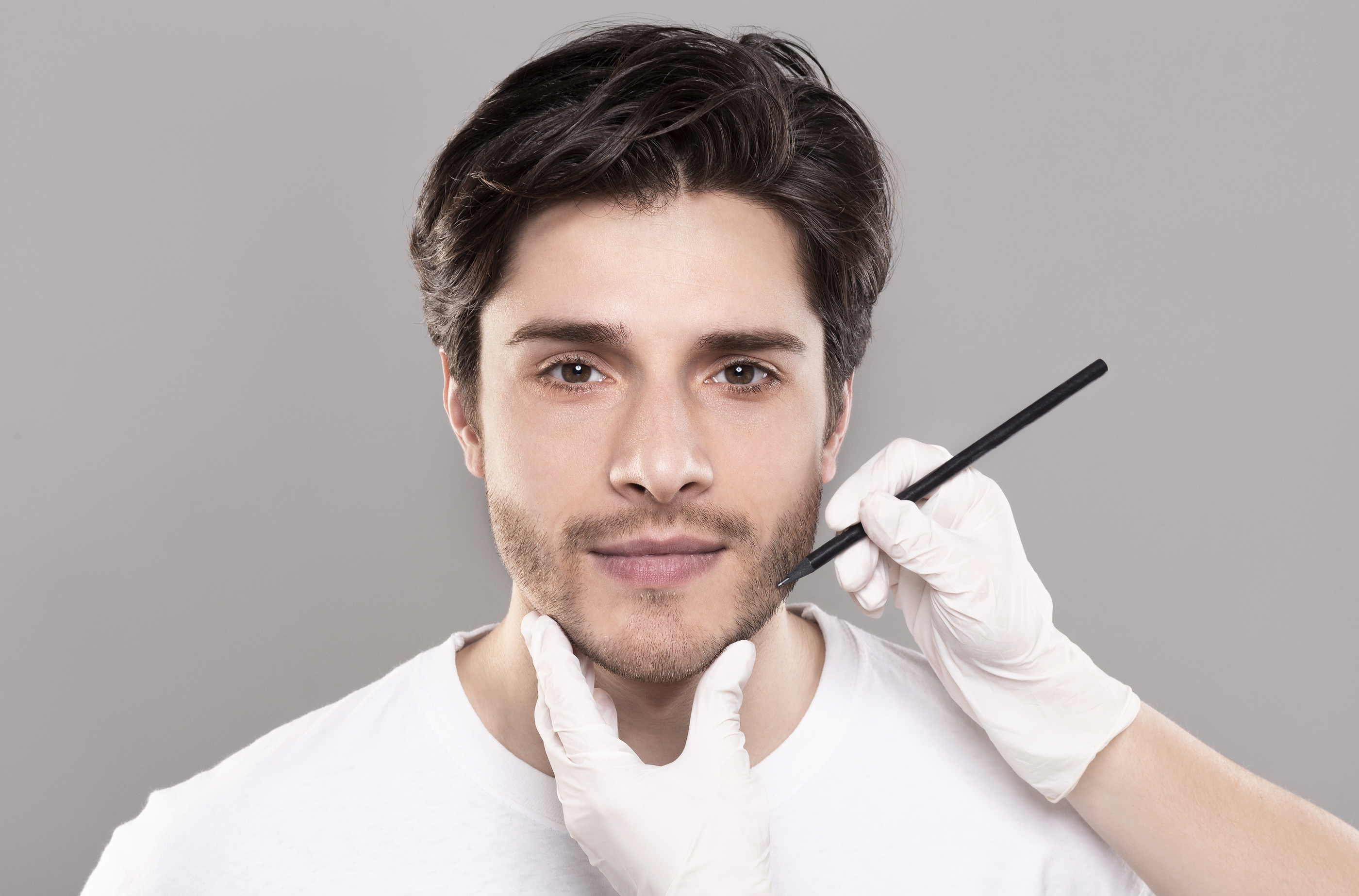 Facial Procedures for Men