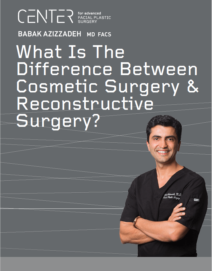 What Is the Difference Between Cosmetic Surgery and Reconstructive Surgery?