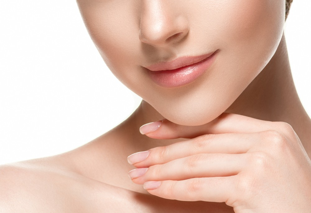 chin filler vs chin implant treatment