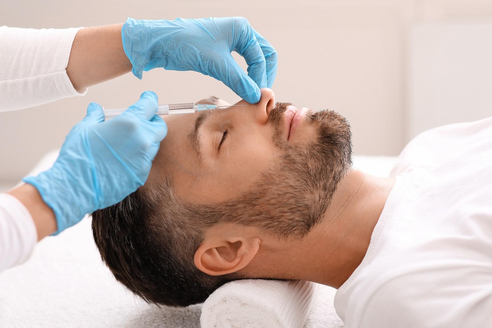Nonsurgical Rhinoplasty Nose Job